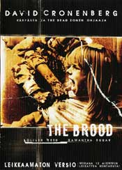 The Brood DVD arvostelu kansi