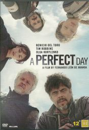 A Perfect Day DVD arvostelu kansi