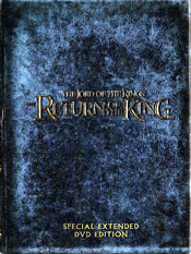 The Lord of the Rings: The Return of the King - Special Extended DVD Edition DVD arvostelu kansi