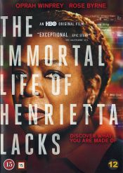 The Immortal Life of Henrietta Lacks DVD arvostelu kansi