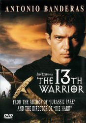 The 13th Warrior DVD arvostelu kansi