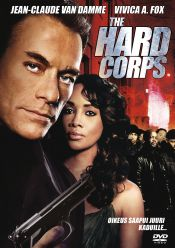 The Hard Corps DVD arvostelu kansi