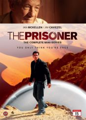 The Prisoner DVD arvostelu kansi