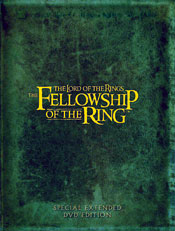 The Lord of the Rings - The Fellowship of the Ring - The Special Extended DVD Edition DVD arvostelu kansi
