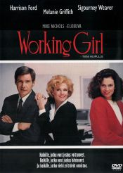 Working Girl DVD arvostelu kansi