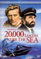 20,000 Leagues Under the Sea - Special Edition DVD arvostelu kansi