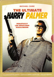 [The Ultimate Harry Palmer] Salaisen agentin kansio DVD arvostelu kansi